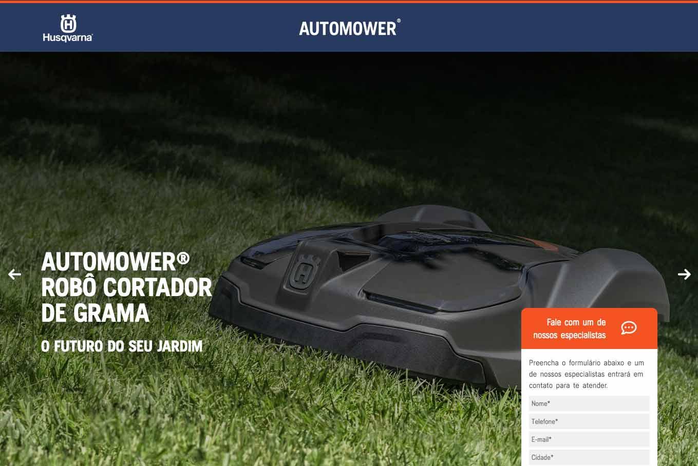 Banner automower